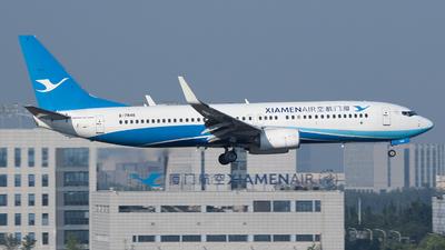 B-7846 - Boeing 737-85C - Xiamen Airlines