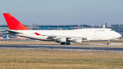 ER-BBB - Boeing 747-433(BDSF) - Aerotranscargo