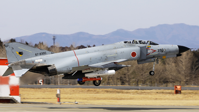 67-8390 - McDonnell Douglas F-4EJ Kai - Japan - Air Self Defence Force (JASDF)