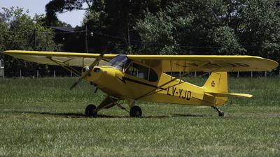 LV-YJD - Piper PA-11-90 Cub Special - Private