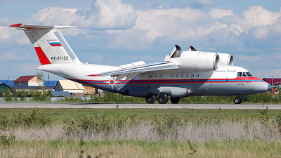 RF-31122 - Antonov An-74 - Russia - Ministry for Emergency Situations (MChS)
