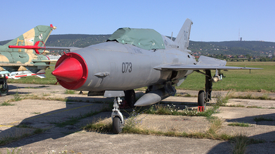 091 - Mikoyan-Gurevich MiG-21UM Mongol B - Hungary - Air Force