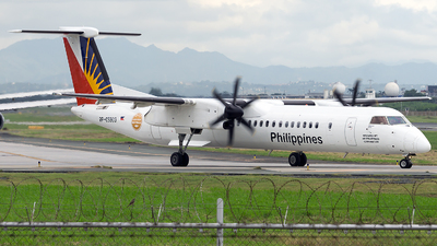 RP-C5903 - Bombardier Dash 8-Q402 - PAL Express