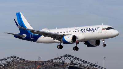 9K-AKN - Airbus A320-251N - Kuwait Airways
