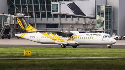 SP-SPL - ATR 72-212A(500)(F) - SprintAir