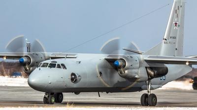 RF-36026 - Antonov An-26 - Russia - Air Force