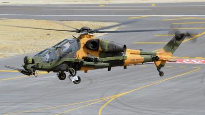 18-1035 - TAI T-129A ATAK - Turkey - Army