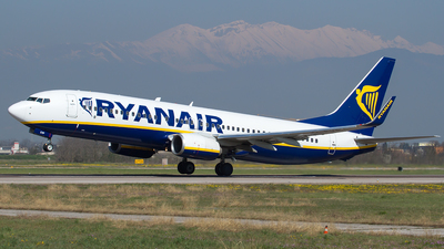 EI-EVP - Boeing 737-8AS - Ryanair