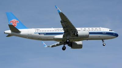 F-WWBM - Airbus A320-271N - China Southern Airlines