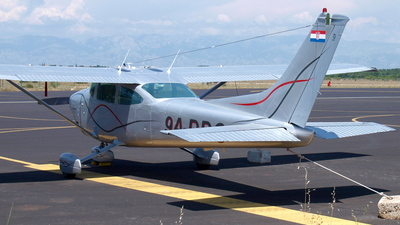 9A-DDO - Cessna 182P Skylane - Private