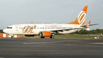 A picture of PRGUF - Boeing 7378EH - GOL Linhas Aereas - © Marcus Nobre - mikenovemberspotter