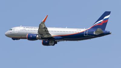 A picture of VPBJW - Airbus A320214 - Aeroflot - © RAFAL KUKOWSKI