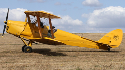 N8233 - De Havilland DH-82A Tiger Moth - Private