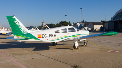 EC-FEA - Piper PA-28R-200 Cherokee Arrow II - Aerotec