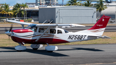 N2588T - Cessna T206H Stationair TC - Private