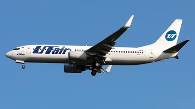 A picture of VQBJJ - Boeing 7378AS - UTair - © Sebastian Sowa
