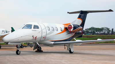 A picture of PRHNZ - Embraer Phenom 100 - [50000327] - © Rogério A. Avelino