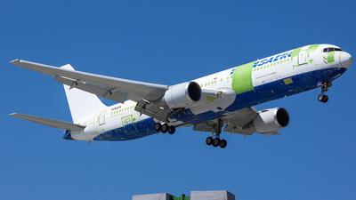 N762CK - Boeing 767-3P6(ER) - Kalitta Air
