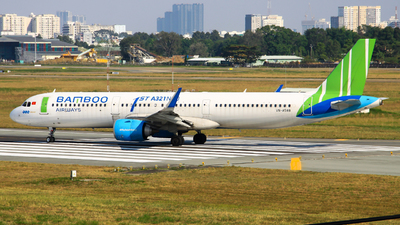 VN-A588 - Airbus A321-251N - Bamboo Airways