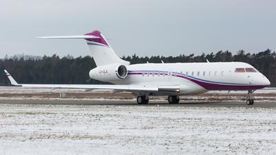 LX-GLX - Bombardier BD-700-1A10 Global 6000 - Private