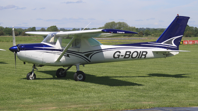G-BOIR - Cessna 152 - Private