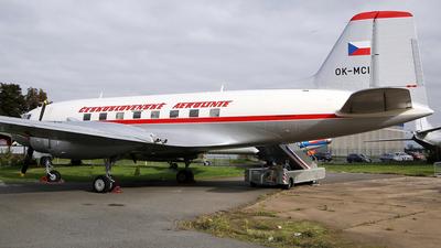 OK-MCI - Avia Av-14/32A - CSA Czech Airlines