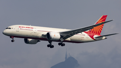 VT-ANE - Boeing 787-8 Dreamliner - Air India