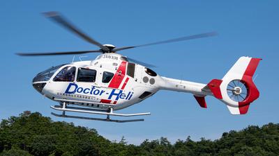 JA831H - Eurocopter EC 135P2+ - Hirata Gakuen
