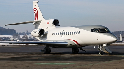 TC-YHK - Dassault Falcon 7X - Private