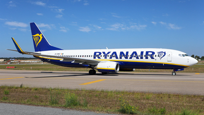 A picture of EIDWZ - Boeing 7378AS - Ryanair - © Goncalo Guimaraes