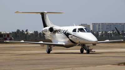 XA-ASS - Embraer 500 Phenom 100 - Private