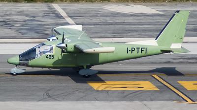 I-PTFI - Vulcanair P-68 Observer 2 - Vulcanair