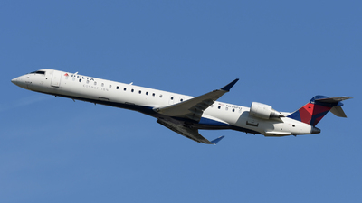 N296PQ - Bombardier CRJ-900LR - Delta Connection (Endeavor Air)