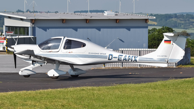 D-EAMX - Diamond DA-40D Diamond Star TDI - Private