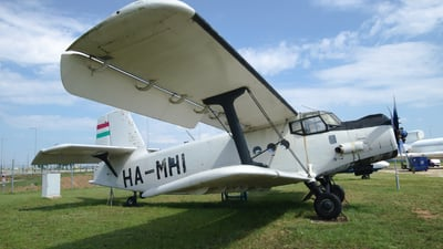 HA-MHI - Antonov An-2M - Private