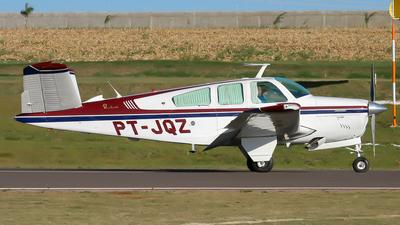 PT-JQZ - Beechcraft V35B Bonanza - Private