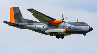 50-40 - Transall C-160D - Germany - Air Force