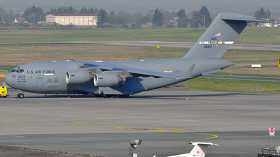 06-6163 - Boeing C-17A Globemaster III - United States - US Air Force (USAF)