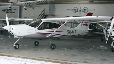 OK-IAF - Tecnam P2008JC - F-Air Flight School