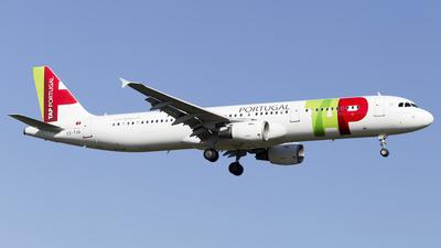 CS-TJG - Airbus A321-211 - TAP Portugal