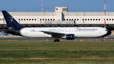 EI-DBP - Boeing 767-35H(ER) - Blue Panorama Airlines