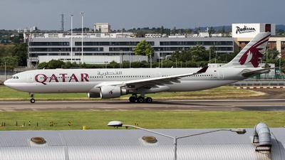 A7-AEN - Airbus A330-302 - Qatar Airways