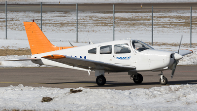 SE-IAM - Piper PA-28-161 Warrior II - Skies Airline Training
