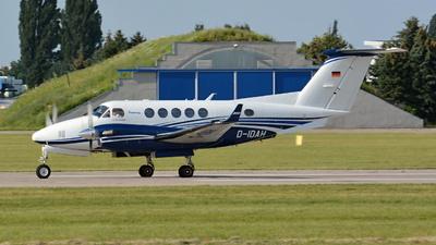 A picture of DIDAH - Beech B200GT Super King Air - [BY320] - © Kuba Jirasek