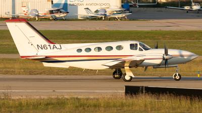N61AJ - Cessna 421C Golden Eagle - Private