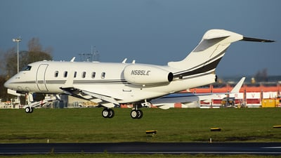 N585LE - Bombardier BD-100-1A10 Challenger 300 - Private