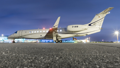 A picture of DAVIB - Embraer Legacy 600 - Air Hamburg - © Carlos Miguel Seabra