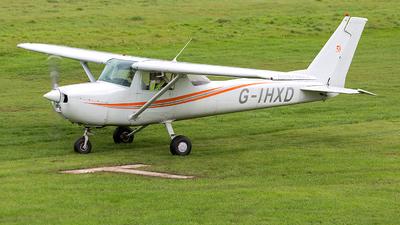 G-IHXD - Cessna 150M - Private