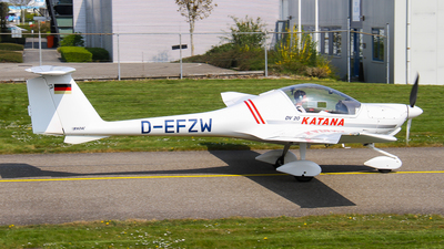 D-EFZW - Diamond DA-20-A1 Katana - Private