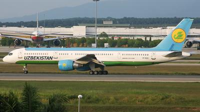VP-BUH - Boeing 757-231 - Uzbekistan Airways